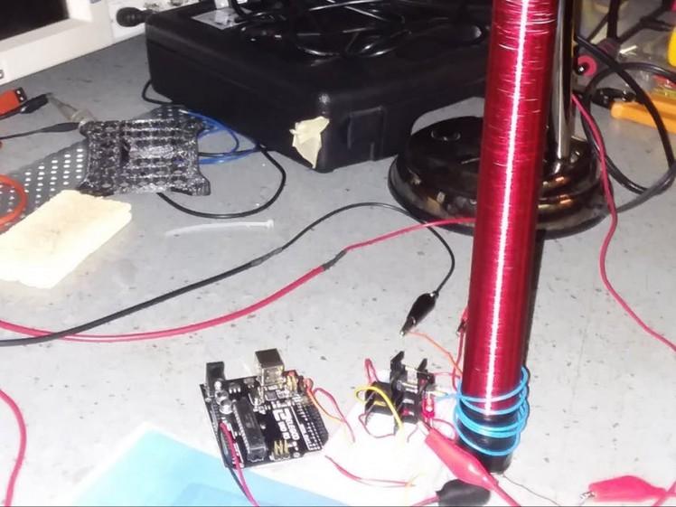 Arduino Musical Tesla Coil